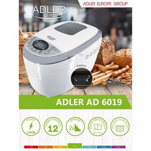 Pekač za hleb Adler AD6019