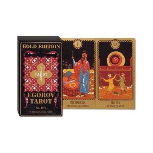 Piatnik karte 1/1 Ergorov tarot