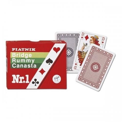 Piatnik karte 2/1-NR 1 Standard 2187