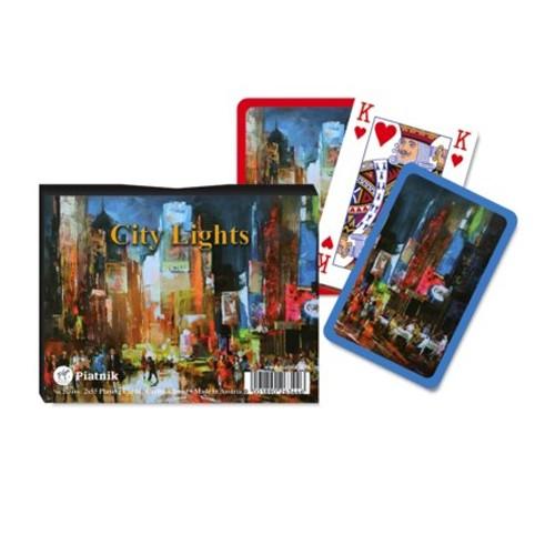 Piatnik karte 2/1 City lights