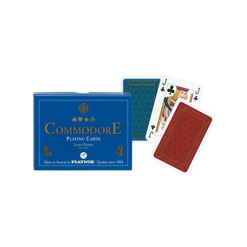 Piatnik karte Commodore Blue