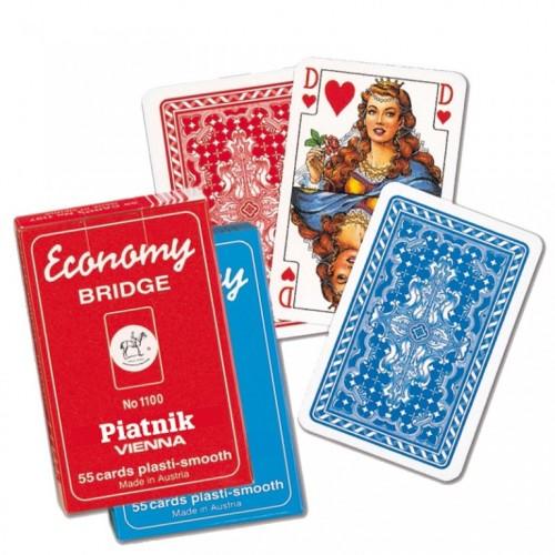 Piatnik karte Economy Bridge