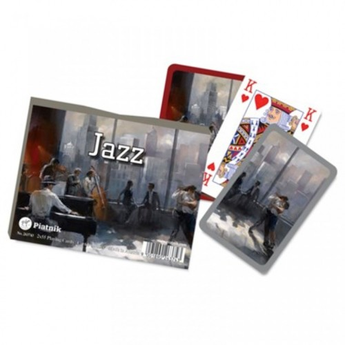 Piatnik karte Jazz