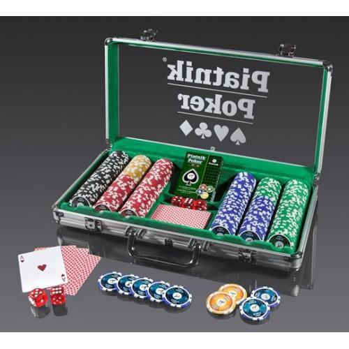 Piatnik Pro Poker Set - 300 Žetona 790393