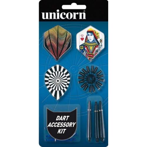 Oprema za pikado Unicorn set