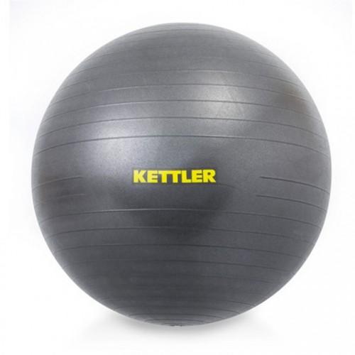 Pilates lopta Kettler Basic 75 cm black