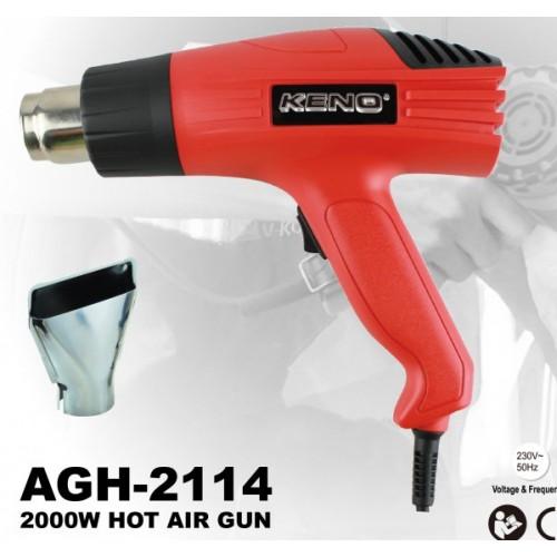 Pistolj za vreli vazduh Keno AGH2114