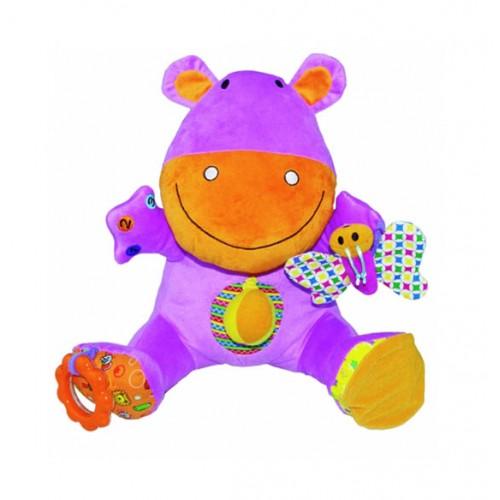 Plišana igračka nilski konjić Biba Toys