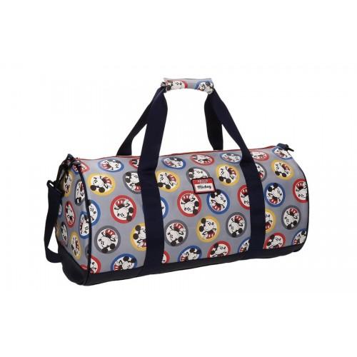 Putna torba od eko kože Mickey Circles 30.235.61