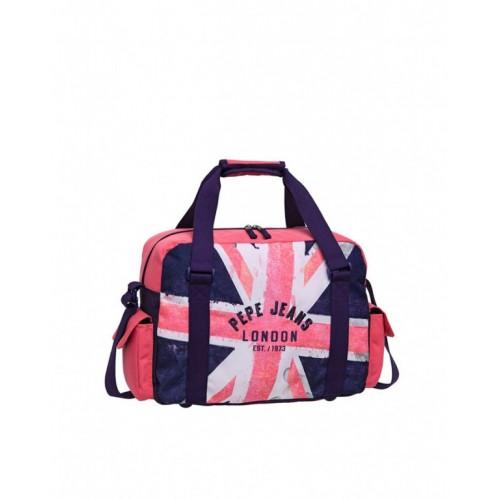 Putna torba pink/blue London