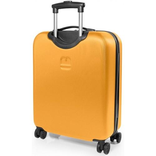 Putni kabinski ABS kofer Paradise yellow 39 x 55 x 20 cm