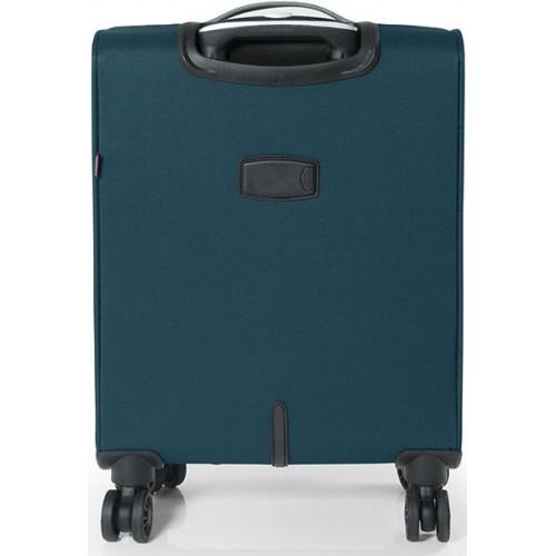 Putni kabinski kofer Zambia turquoise 38x55x20 cm