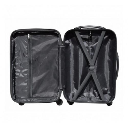 Putni kofer 77cm crni