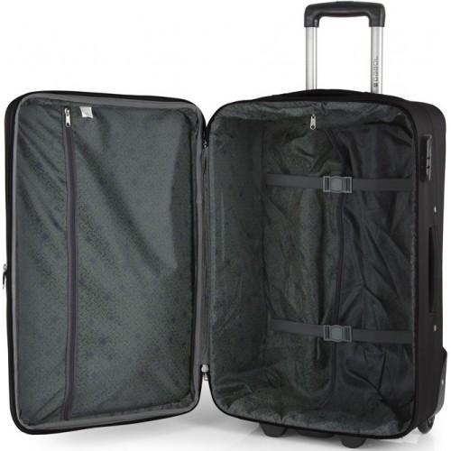 Putni kofer Roll black 44x66x27 cm