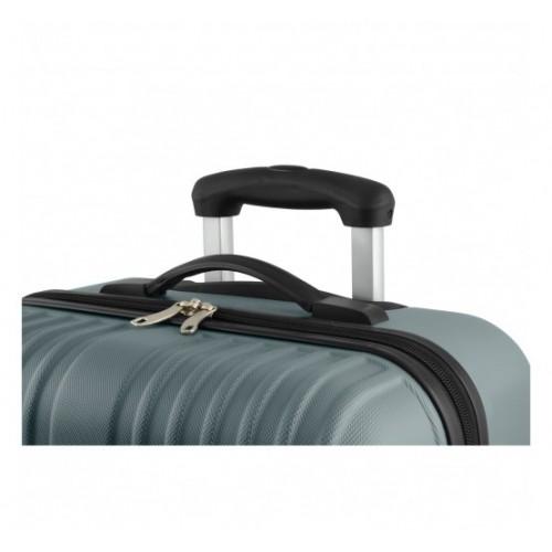 Putni kofer sa točkićima 50cm sivi