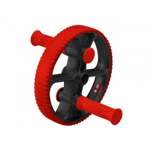 Roler za trbušnjake BB-704E black-red