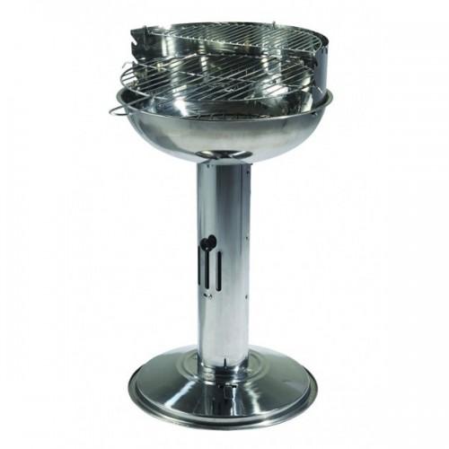 Roštilj Stainless Steel BC0016BS 44x15x41cm 030181
