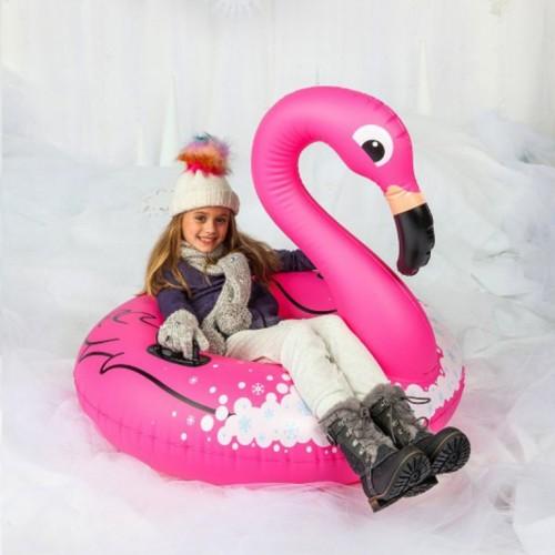 Sanke na naduvavanje Flamingo