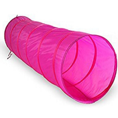 Šator za decu Knorr tunel pink