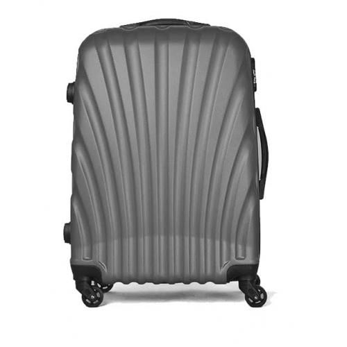 Kofer za putovanja Kofer 28' ABS sivi