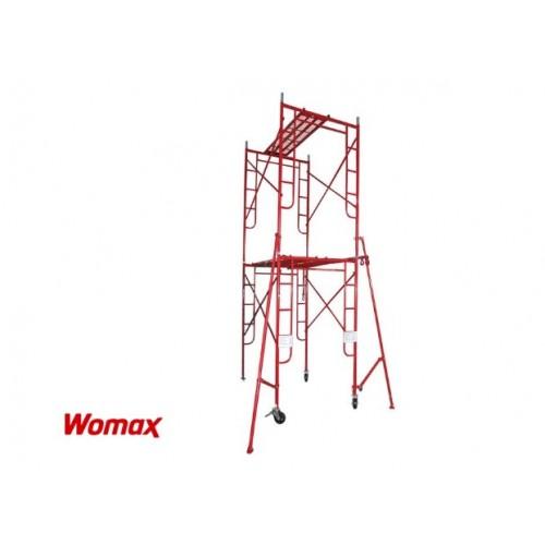 Skela metalna Womax 6m