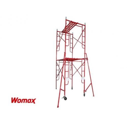 Skela metalna Womax 8m