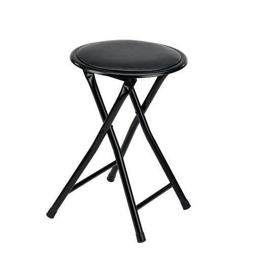 Sklopiva stolica  Erg crna