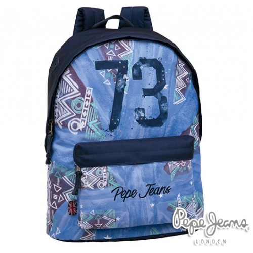 Školski ranac Pepe Jeans 73 Blue