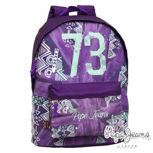 Školski ranac Pepe Jeans 73 Purple