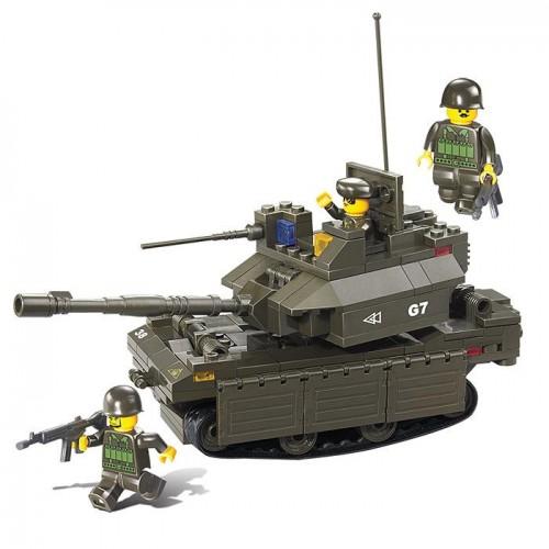 Sluban kocke M1A2 tenk  219 kom