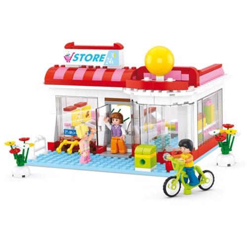 Sluban kocke prodavnica
