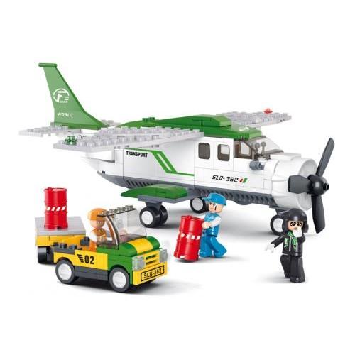 Sluban kocke Transportni avion 251 kom
