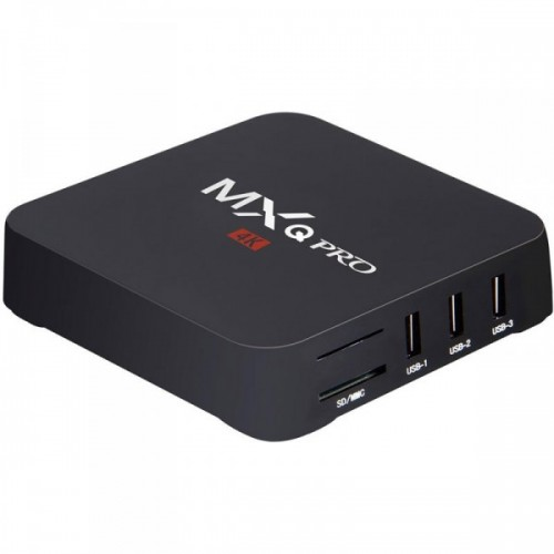 Smart TV BOX  MXQ PRO Android 6.0.1