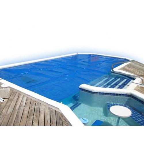 Solarni prekrivač za bazen 5x10 m