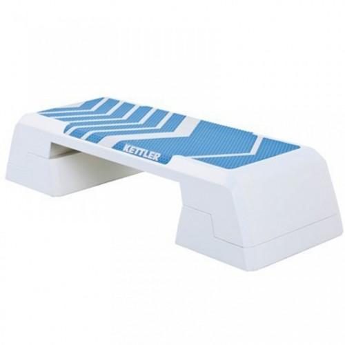Step klupa Aerobik Kettler white-blue