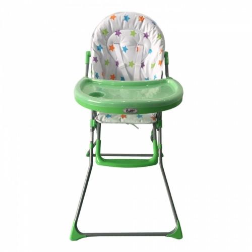 Stolica za hranjenje Puerri Picola green star
