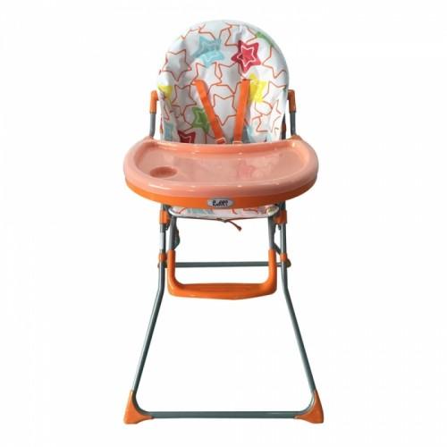 Stolica za hranjenje Puerri Picola orange star
