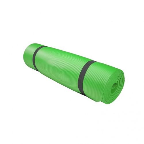 Strunjača 183x60x1 cm zelena