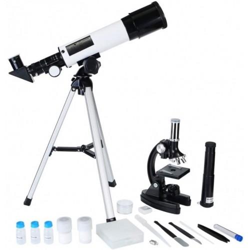 Teleskop + Mikroskop XWJ 50360 PLUS
