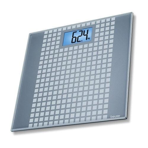 Staklena telesna vaga Beurer GS206 Squares