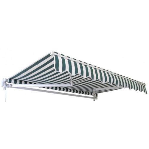 Tenda 3x2 m zeleno bela