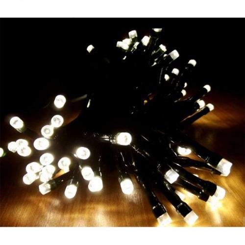 Novogodišnje toplo bela LED lampice 80 sijalica