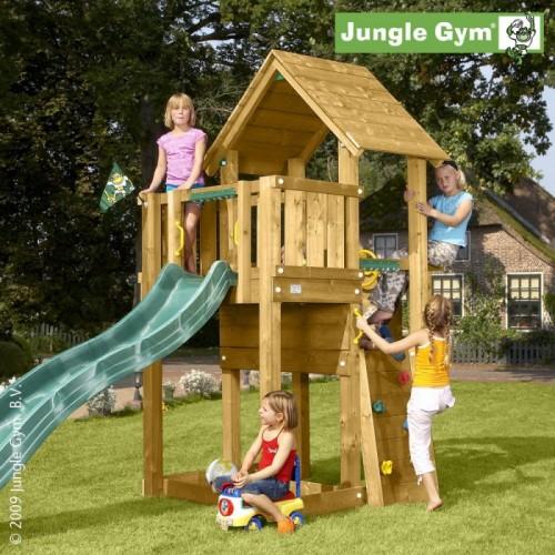 Toranj za decu sa toboganom Cubby