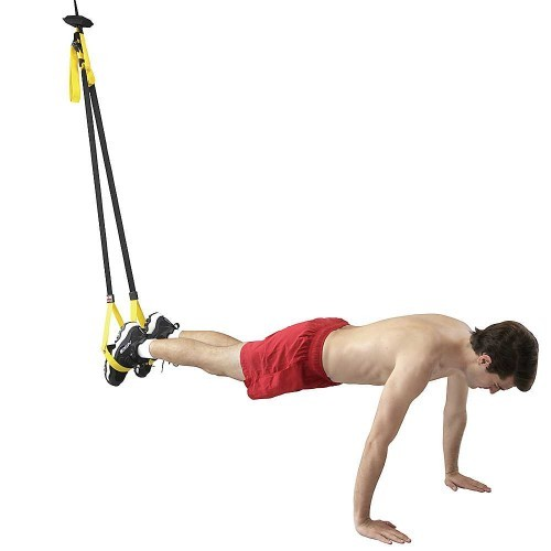 Total Body Suspension Trainer + DVD  BB-2400E