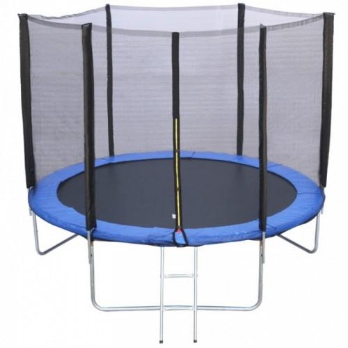 Trambolina 183 cm sa ogradom,mrežom i merdevinama
