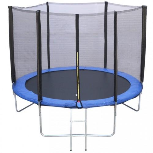 Trambolina 244 cm sa ogradom,mrežom i merdevinama