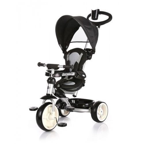 Tricikl Chipolino Denver 4u1 Crni
