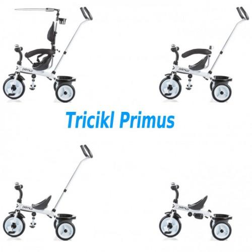Tricikl Chipolino Primus Beli