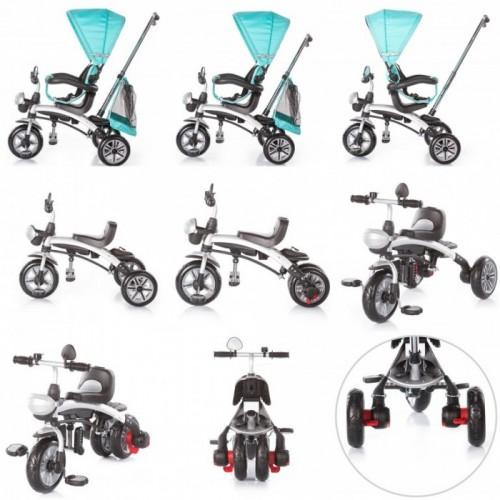 Tricikl Maverick black
