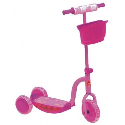 Trotinet dečiji roza Glory Bike Sara